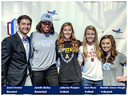 5 Student-Athletes Sign National Letters of Intent