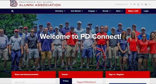 PDS Launches New Online Platform for Alumni