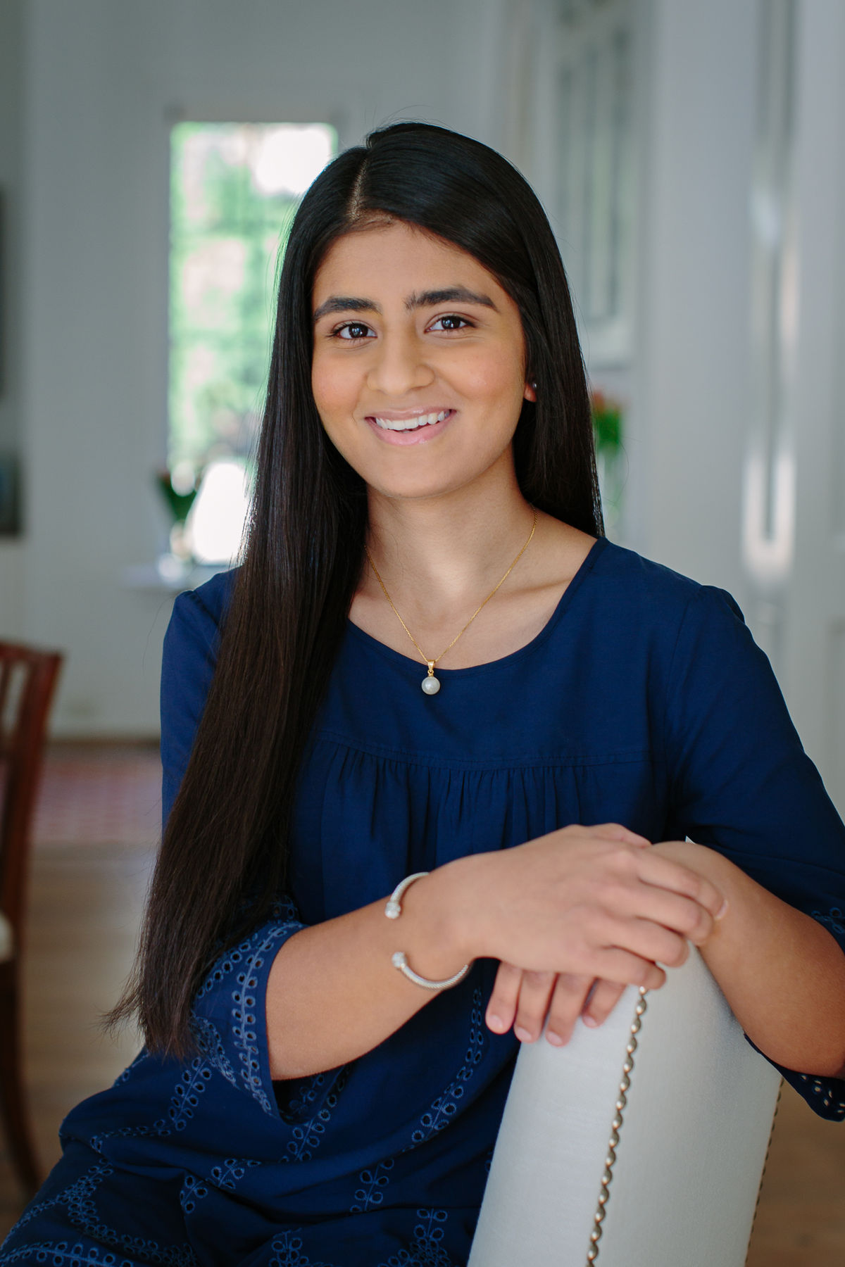 Providence Day's Shreya Mantha Recognized by L'Oreal Paris as a Women of Worth Honoree