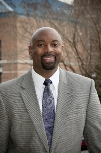 Cecil Stodghill, Director of Admissions at Providence Day School